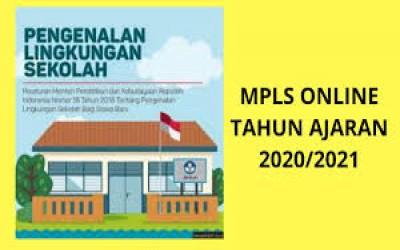 Jadwal MPLS online 2020