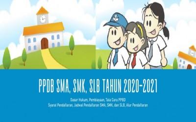 PERSYARATAN PPDB 2020