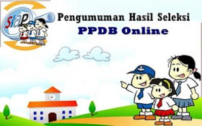 Hasil seleksi PPDB 2020